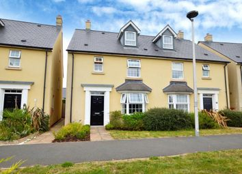 Thumbnail 4 bed semi-detached house to rent in Hawkins Road, Hillside Gardens, Exeter, Devon