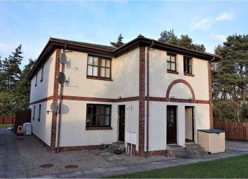 Thumbnail 1 bed flat for sale in Towerhill Crescent, Inverness