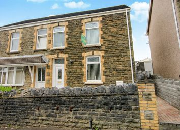 Thumbnail 3 bed semi-detached house for sale in Bosworth Road, Skewen, Neath