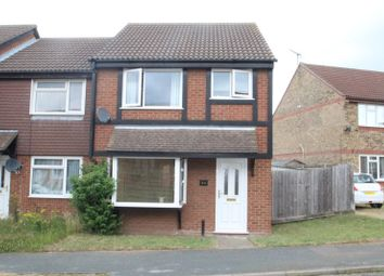 Thumbnail 3 bed semi-detached house to rent in Runnacles Way, Felixstowe