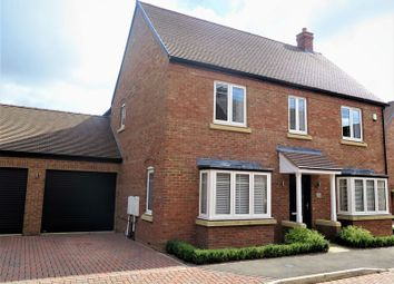Thumbnail 5 bed detached house for sale in Merlin Close, Bodicote, Banbury