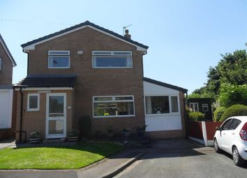 Thumbnail 3 bed detached house for sale in Welton Close, Leigh, Lancashire