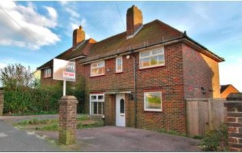 Thumbnail 6 bed semi-detached house to rent in Stephens Road, Brighton
