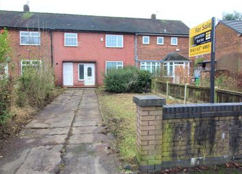 3 bed terraced house for sale in Windermere Road, Middleton, Manchester M24