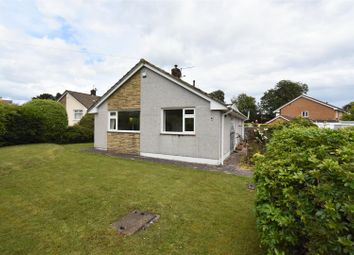 Thumbnail 3 bedroom detached bungalow for sale in Bigstone Grove, Tutshill, Chepstow