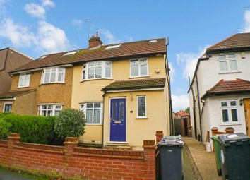 Thumbnail 4 bed property for sale in Sewardstone Road, London
