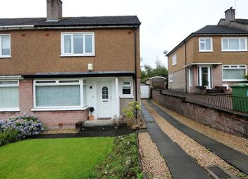 Thumbnail 2 bedroom semi-detached house to rent in Tweed Drive, Bearsden, Glasgow