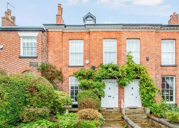 Thumbnail 5 bed terraced house for sale in The Downs, Altrincham