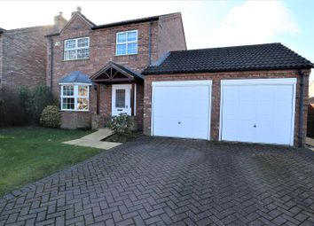 4 bed detached house for sale in Lawson Court, Dunholme, Lincoln LN2