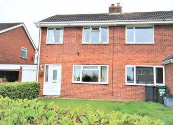 Thumbnail 3 bed semi-detached house for sale in Dean Park, No Mans Heath, Malpas