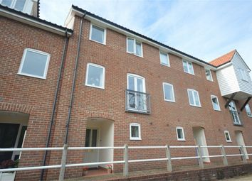 Thumbnail 3 bedroom town house for sale in The Watermill, Bracondale Millgate, Norwich
