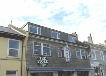 Thumbnail 2 bed flat to rent in 19 - 23 Queen Street, Bude, Cornwall