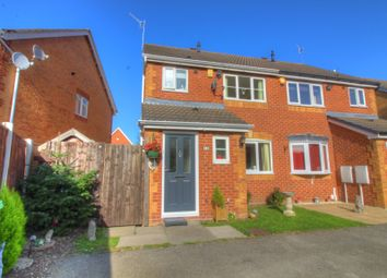 Skylark Drive, Nottingham NG6. 3 bed semi-detached house