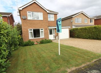 Thumbnail 3 bed detached house for sale in Aintree Drive, Spalding
