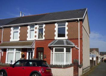 Thumbnail 3 bed end terrace house for sale in Oakwood Road, Neath, West Glamorgan.