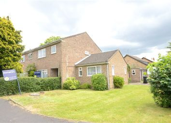 Thumbnail 3 bedroom end terrace house for sale in Portway Close, Reading, Berkshire