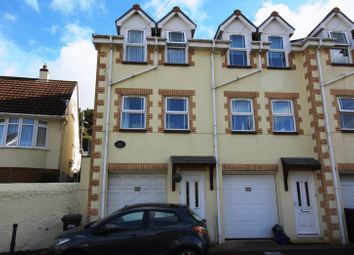 Thumbnail 2 bedroom town house for sale in High Street, Combe Martin, Ilfracombe