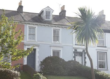 Thumbnail 3 bed terraced house to rent in Bar Terrace, Falmouth
