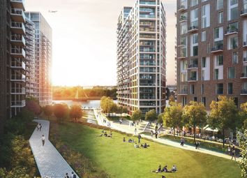 Thumbnail 1 bedroom flat for sale in Waterfront III, Royal Arsenal Riverside, Woolwich, Royal Arsenal Riverside