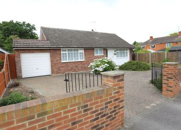 Thumbnail 2 bed detached bungalow for sale in Woodwaye, Woodley, Reading