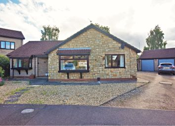 Thumbnail 3 bed detached bungalow for sale in Barrett Grove, Dunholme, Lincoln