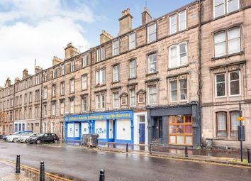 Thumbnail 2 bed flat for sale in Dalmeny Street, Edinburgh, Midlothian