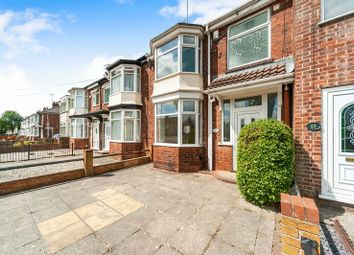 Thumbnail 2 bed terraced house for sale in Pickering Road, Hull