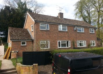 Thumbnail 3 bed semi-detached house to rent in Nether Wallop, Stockbridge