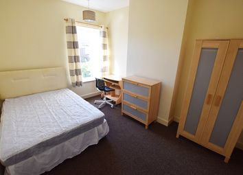 Thumbnail 4 bedroom shared accommodation to rent in Crosby Street, Derby