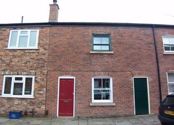 Thumbnail 2 bed terraced house for sale in James Street, Macclesfield, Cheshire