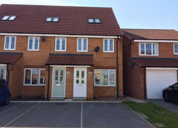 Thumbnail 3 bed end terrace house for sale in Hyde Park Road, Kingswood, Hull