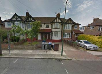 Thumbnail 1 bed maisonette to rent in Braemar Avenue, London