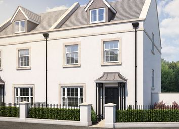 "Thumbnail 5 bed semi-detached house for sale in ""The Ripley"" at Haye Road, Sherford, Plymouth"