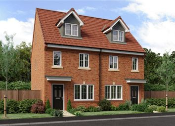 "Thumbnail 3 bedroom mews house for sale in ""Tolkien"" at Joe Lane, Catterall, Preston"
