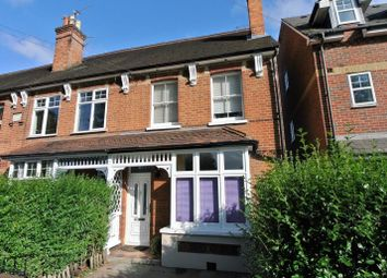 Thumbnail 3 bed property to rent in Church Road, Addlestone