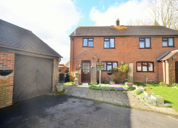 Thumbnail 3 bed semi-detached house for sale in White Horse Lane, Hinton St. Mary, Sturminster Newton