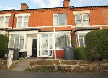 Thumbnail 3 bed terraced house to rent in 61 Earls Court Road, Harborne, Birmingham