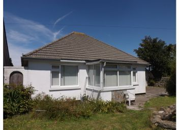 Thumbnail 3 bed detached house for sale in Stray Park Road, Camborne
