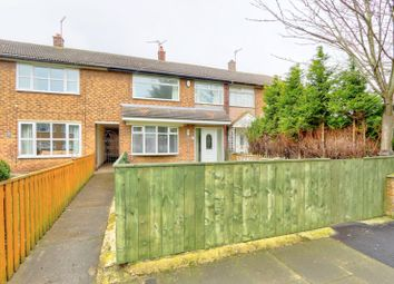 Thumbnail 3 bed terraced house to rent in Lealholm Walk, Eston, Middlesbrough