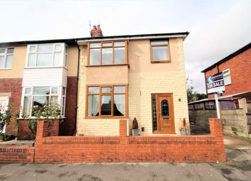 Thumbnail 3 bed semi-detached house for sale in Hillpark Avenue, Preston