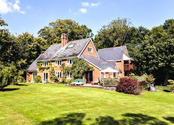 Thumbnail 6 bed detached house for sale in Ashampstead, Reading