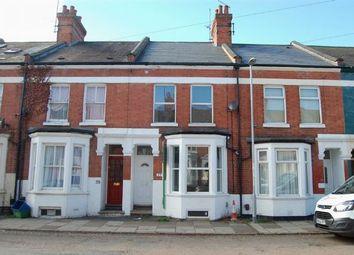 Thumbnail 4 bed terraced house for sale in Lea Road, Abington, Northampton