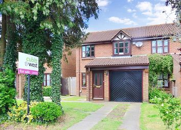 Thumbnail 3 bed semi-detached house for sale in Grove Road, Horley, Surrey