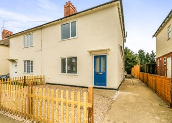 Thumbnail 3 bed semi-detached house for sale in Spencer Street, Rothwell, Kettering