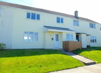Thumbnail 3 bedroom terraced house to rent in Eastdown Park, Hartland, Bideford, Devon