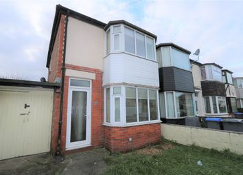 Thumbnail 3 bedroom end terrace house to rent in Southbank Avenue, Blackpool