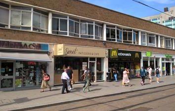 Thumbnail Retail premises to let in 22 Norfolk House, George Street, Croydon, Surrey
