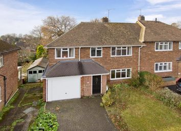 Thumbnail 4 bed semi-detached house for sale in Banner Farm Road, Tunbridge Wells
