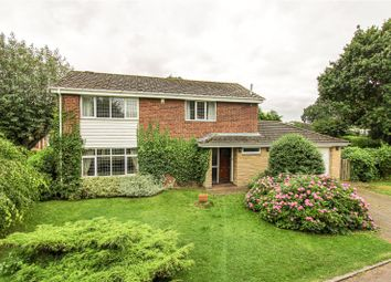 Thumbnail 4 bed detached house for sale in Heathfield Court, Grimsby