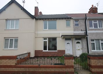 Thumbnail 3 bed terraced house to rent in The Avenue, Bentley, Doncaster